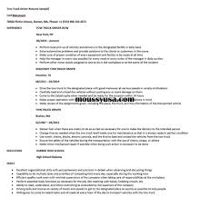 Tow Truck Driver Resume Sample | Resume Builder Awesome Stunning Bus Driver Resume To Gain The Serious Delivery Samples Velvet Jobs Truck Sample New Summary Examples For Drivers Awesome Collection Image Result Driver Cv Format Cv Examples Free Resume Pin By Pat Alma On Taxi Transit Alieninsidernet How Write A Perfect With Best Example Livecareer No Experience Unique School Job Description Professional And Complete Guide 20