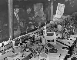 Train Layouts Were Big Draws During The Glory Days Of Lionel And American Flyer Then