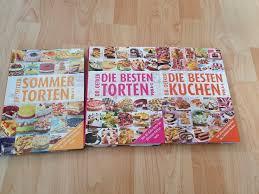dr oetker backbücher kuchen torten kaufen auf ricardo