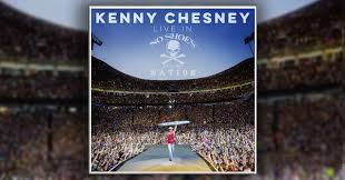 Kenny Chesney Old Blue Chair Live by Country 92 9 Kenny Chesney Live Album Out Today