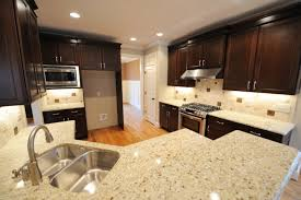 alternatives to granite countertops with solid wood kitchen
