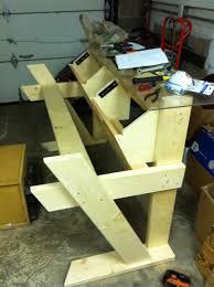 Diy Sandblast Cabinet Plans by Tbib Ideas Cool Diy Studio Desk Plans