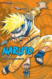 Naruto 3 In 1 Edition Volume 2