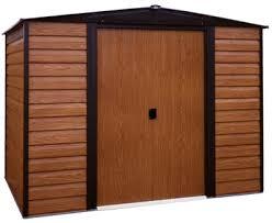 Arrow Newburgh 8x6 Storage Shed by Arrow Metal Shed Kits Steel Buildings U0026 Carports