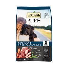 CANIDAE PURE Real Duck & Sweet Potato Recipe Dry Dog Food, 24 Lbs. | Petco