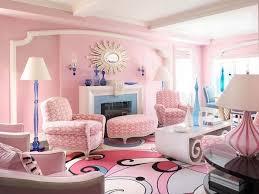 wohnzimmer ideen mit rosa eine wunderschöne dekoration