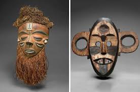 Some Masks Take The Form Of A Tribes Wise Ancestor Or An Animal Known For Its
