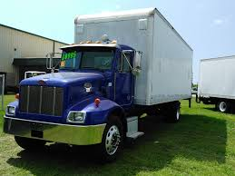 100 Used Box Trucks For Sale By Owner PETERBILT BOX VAN TRUCK FOR SALE 1328