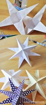 HOW TO Make A Folded Paper Star