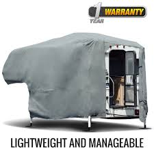 100 Lightweight Truck Camper Amazoncom Budge Covers Fits RVs 8 To 9