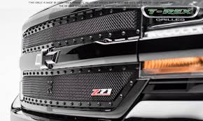 100 Grills For Trucks New Grille Options For The Chevrolet Silverado 1500