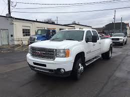 2013 GMC Sierra Denali 3500 4*4 CREW CAB Dually Diesel For Sale