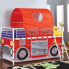 100 Fire Truck Loft Bed Bunk For Sale Home Design Ideas