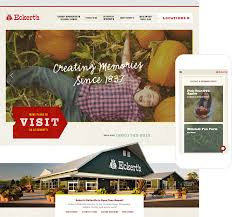 Eckerts Pumpkin Patch St Louis Mo by Eckert U0027s Welcomes Apple Season With A Brand New Site