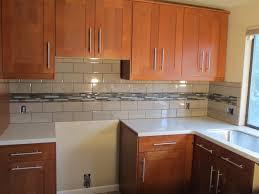 Backsplash Ideas For Dark Cabinets by Tiles Backsplash Mosaic Tiles Glass Tile Backsplash Ideas Kitchen