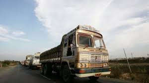 100 Truck Load Rate A Load Of Demand Indias Utilisation At Five Year