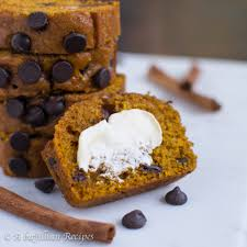Libbys Pumpkin Oatmeal Bars by Pumpkin Chocolate Chip Bread A Bajillian Recipes