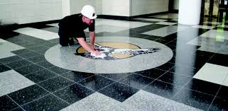 Cleaning Terrazzo Floors With Vinegar by Cleaning Tile And Terrazzo Floors International Masonry Institute