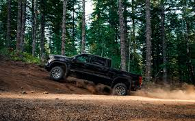 100 Off Roading Trucks 2019 GMC Sierra AT4 Now Available With New Offroad Performance