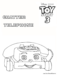 Coloriage Toy Story 3 Agréable Toy Story Coloring Pages Download