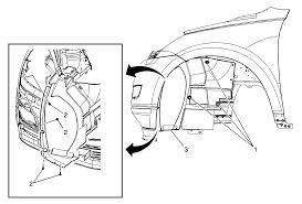 how do i replace a headlight assembly on a 2010 gmc acadia lens