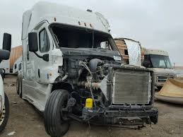 100 Heavy Duty Truck Auction Damaged Freightliner Other For Sale And