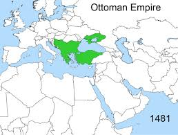 Image Territorial changes of the Ottoman Empire 1481
