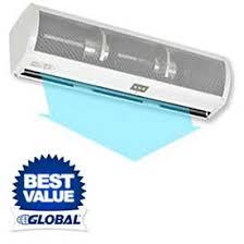 Berner Air Curtain Uae by Air Curtains U0026 Industrial Air Doors At Global Industrial