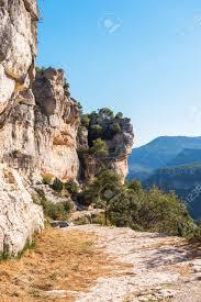 100 Rocky Landscape In Siurana De Prades Tarragona Catalunya Spain