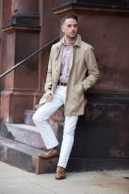 Lighten Up White Denim For Winter By Brian Sacawa