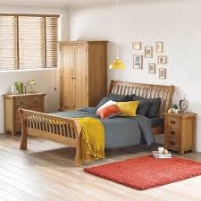 Aylesbury Oak Bedroom Collection