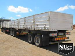 100 Sa Truck SA TRUCK BODIES DROPSIDE SIDE TIPPER LINK Nuco Auctioneers
