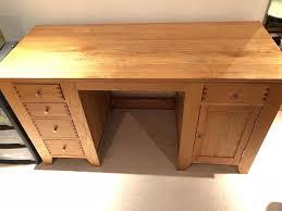 oak writing bureau furniture oak furniture land desk solid wood in clifton bristol gumtree