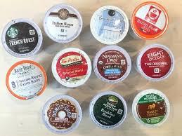 Best Coffee Pods Sampling Kirkland Costco