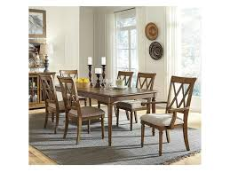 Standard Furniture Rossmore 7 Piece Rectangular Dining Set ... Kids Ding Table And Chair Set Fniture Nantucket Coaster Stanton Contemporary Value City China White Nordic Event Party Oval Shape Pedestal For 6 With Brown Painted Also Teak Alinium Folding Portable Camping Pnic Party Ding Table With 4 Johoo Comfortable Plastic Restaurant The Table That Grows To Match The Party Ikea Amazoncom Miniature Tea Colctible Whosale Tables Suppliers Aliba Traditional V Modern Room Sets Expand Tempo And Chairs Granby Merlot 7 Pc Rectangle Woodback