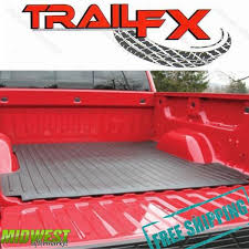 100 Rubber Mat For Truck Bed TrailFX Drop In Fits 9907 Chevy Silverado GMC