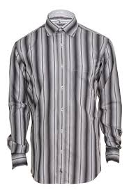 tailor byrd mens striped classic fit long sleeve button up dress