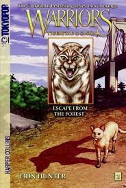 Warriors Tigerstar And Sasha 2 Escape From The Forest
