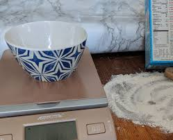 A Postage Scale Makes Perfect Kitchen
