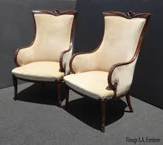 Pair Of Exquisite Vintage French Louis XV White Velvet Ornate Accent ... Antique French Louis Style Wooden Rocking Chair Linen Upholstered Chairsantique Arm Chairsoccasional Chairs Vintage Tufted Leather And Mahogany At 1stdibs For Sale Pamono Bamboo Rattan English Traditions Inc Dollhouse Simon Et Rivollet Rocking Chair Penny Toy Rocker Mt Airy Shelby County Tn Ca 1835 Estate Sale La Rochelle