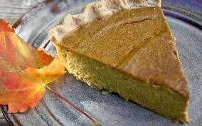 Pumpkin Pie Sweetened Condensed Milk by Date Sweetened Pumpkin Pie Vegan One Green Planet