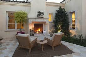 30 Outdoor Fireplace Ideas With Designing Idea