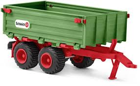 Schleich 42379 Farm Life Tractor With Trailer Toy | Varle.lt John Deere 116th Scale Big Farm Truck With Cattle Trailer Tbek46069 Bruder Man Transportation Cow Figure Wolds Agri Dcp Intertional 9100i Day Cab Walking Floor Ferguson 1959 Tonka Farms Stake Horse Collectors Weekly Breyer Amimal Rescue And Toy Lights Siren Amazoncom Tomy Peterbilt Semi Vehicle Lowboy Ertl 132 Model 579 Livestock Long Haul Trucker Newray Toys Ca Inc Whosale Now Available At Central Items 1 40 Flatbed 2 Tractors Big Farm 367 Grain Box Farmer Tractor And Kids Set Onle4bargains