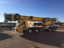 100 Truck Crane Growing Our Fleet In Moncton With The Addition Of A New 115 Ton