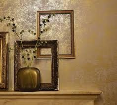 tapete gold uni vliestapete modern klassisch opulent für schlafzimmer wohnzimmer oder küche