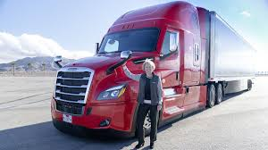 100 Cascadia Trucks MercedesBenz On Twitter Hello To Our New Freightliner