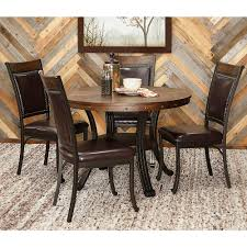 Powell Franklin Rustic Umber Side Chair (Set Of 2) 15D2020SCX - The ... Amazoncom Laelhurst Slatback Side Chair With Wood Seat Rustic Yes This Is What I Want For My Ding Room Perfect Blend Of Tempe Ding Set Parsons Chairs Bronze Finish Kitchen Rustic 7 Pc Solid Wood Ding Table And Lvet Chairs Room Rooms Enchanting Room Table Formal Wall Centerpieces Bradleys Fniture Etc Utah And Mattrses Plans Decor Ideas Agreeable Modern Wood Kitchen Table Legs August Grove Laura Farmhouse Reviews Wayfair Tips To Mix Match Successfully A Rustic Round Surrounded By White Eames Chairs