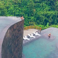100 Ubud Hanging Gardens Resort Bali Payangan Indonesia Voted Best Pool