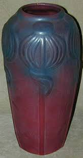 van briggle vase for sale by just art pottery pottery vase