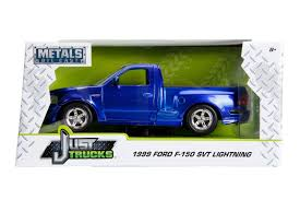 100 Just Trucks Jada Diecast Metal 124 Scale 1999 Ford F150 SVT